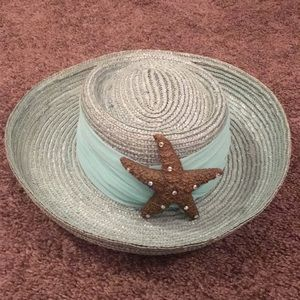 WHITTALL&SHON STRAW HAT